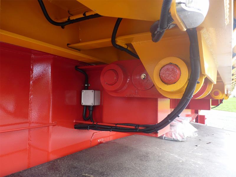 Smith Sidetip mining flexipivots