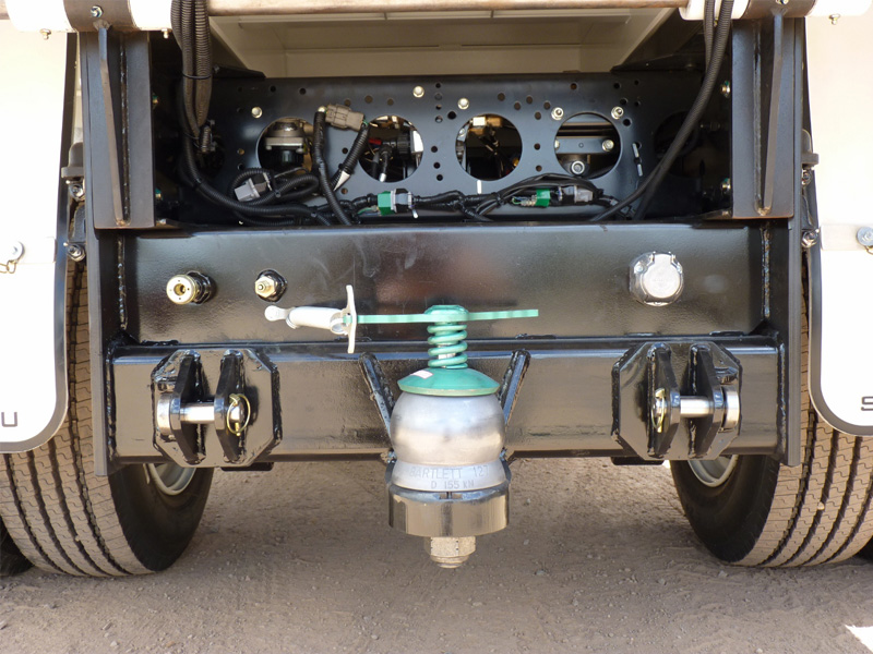 Tow Couplings
